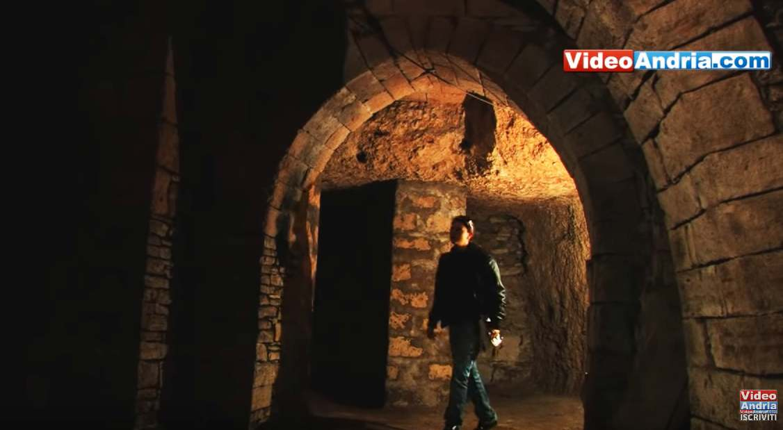sotterranei andria