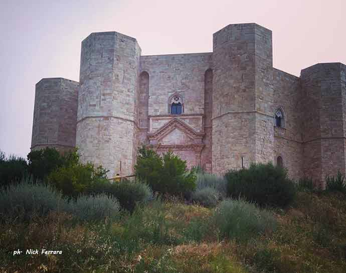 Castel-del-Monte-Andria-UNESCO