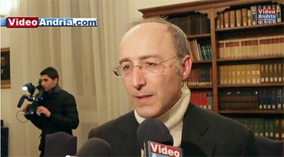 Il dott. Vincenzo Rutigliano (giornalista)