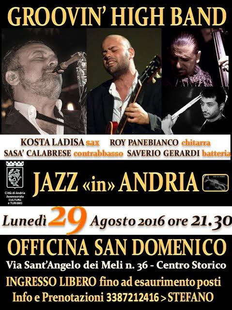 jazz in nadria