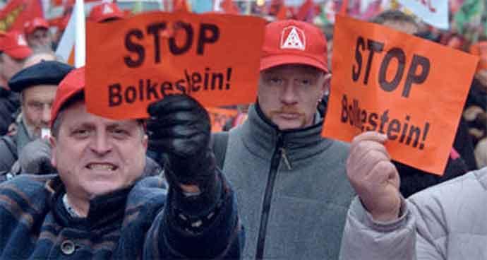 """Gli ambulanti a Roma contro la direttiva UE """"Bolkestein"""": presenti anche Bari e BAT """"contro la svendita alle multinazionali"""""""