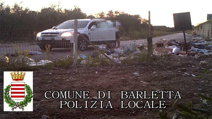 barletta-fototrappole-abbandono-rifiuti