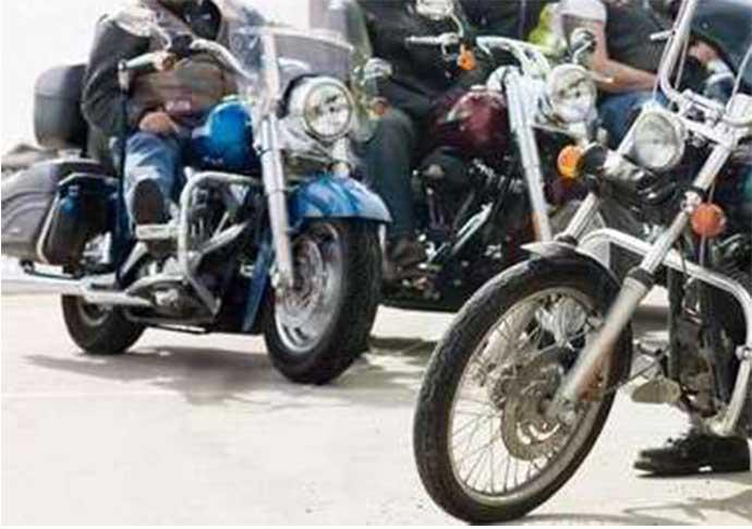 moto-bykers