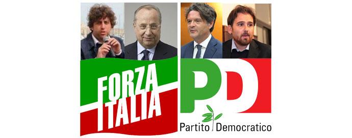 pd-forza-italia-partito-democratico-fi-nino-nicola-marmo-de-mucci