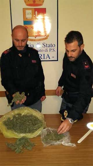 polizia-andria-marijuana