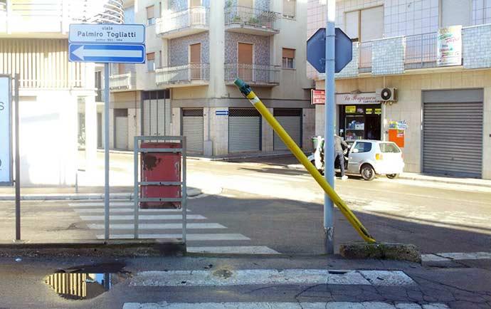 semaforo-rotto-via-palmiro-togliatti-andria