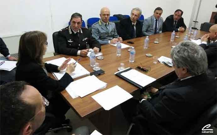 vertice-prefettura-barletta-andria-trani-forze-di-polizia