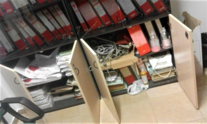 Andria: furto negli uffici del Comune, rubati pratiche e denaro. Ecco le foto - VideoAndria.com