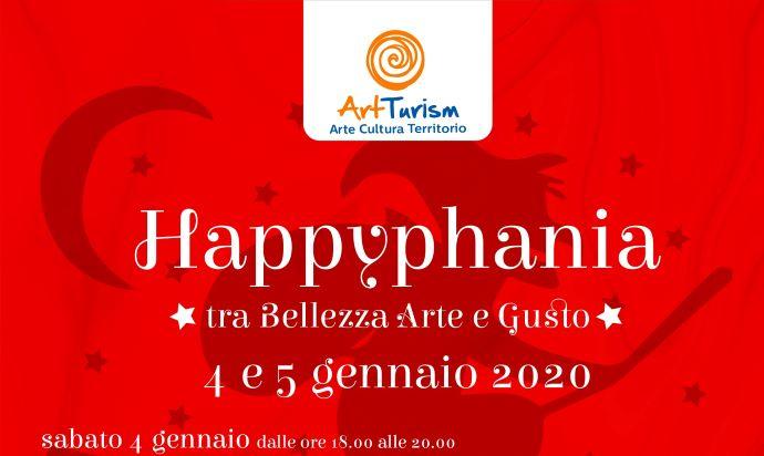 Nuovo Arredo Ad Andria.Happyphania Ad Andria Il 4 E 5 Gennaio 2020 Tra Bellezza Arte E