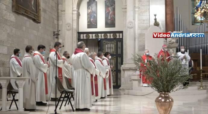 cattedrale andria 50 sacerdozio don vito miracapillo