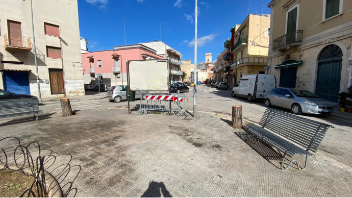 piazza sorelle agazzi andria