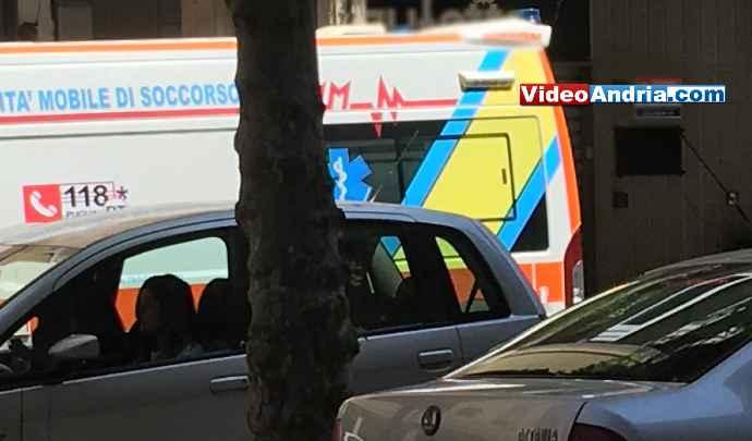 ambulanza 118 andria