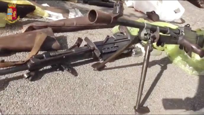 armi da guerra andria