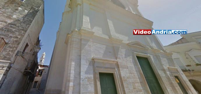 chiesa san nicola di myra Andria centro storico