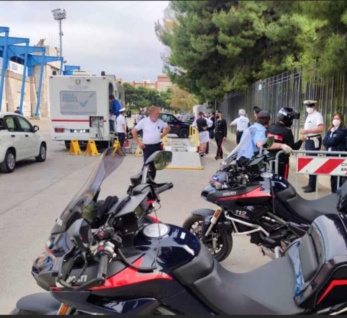 controlli carabinieri andria
