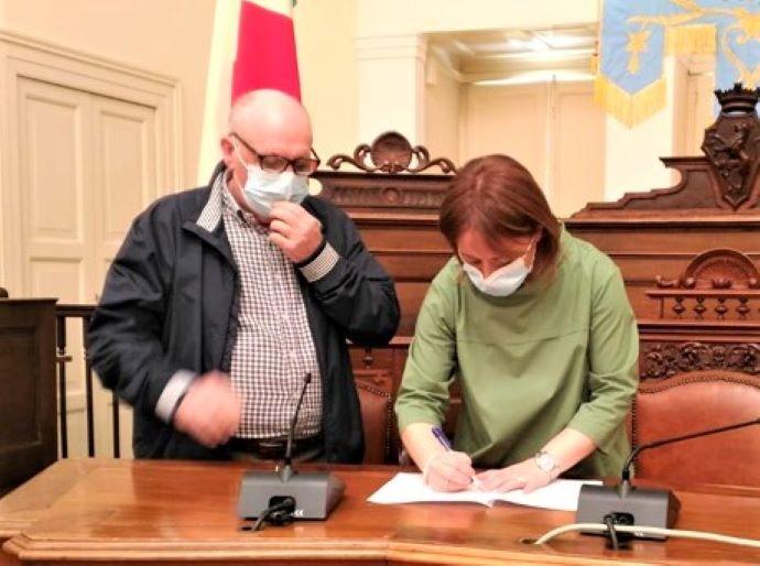 firmata-la-convenzione-fra-comune-e-consorzio-guardie-campestri