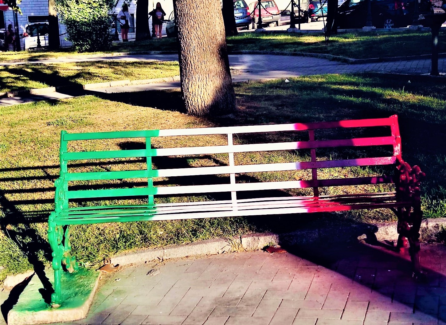 panchina tricolore andria