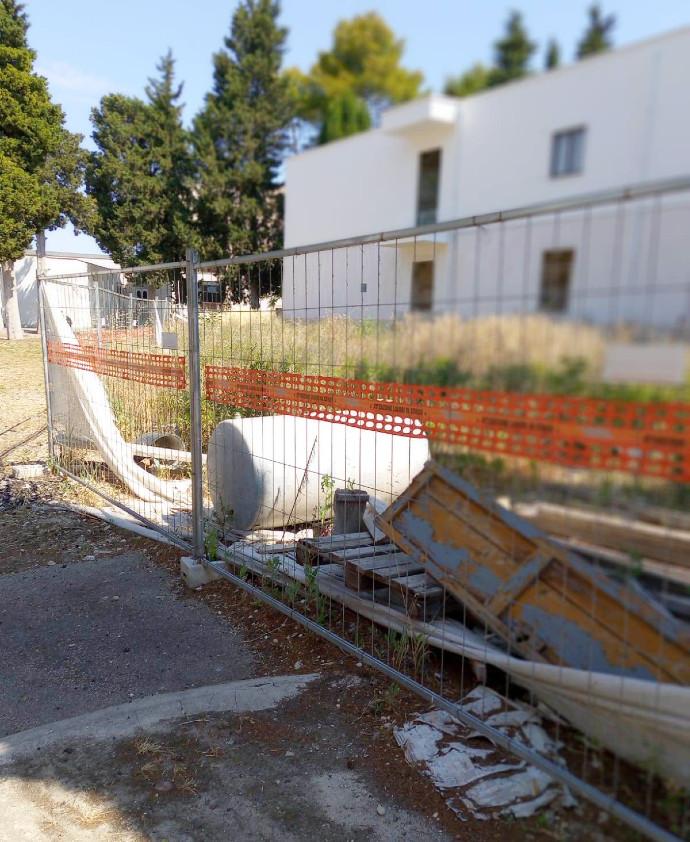 Cimitero_1 andria cantiere