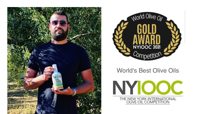 NYIOOC World Olive Oil Competition cannone