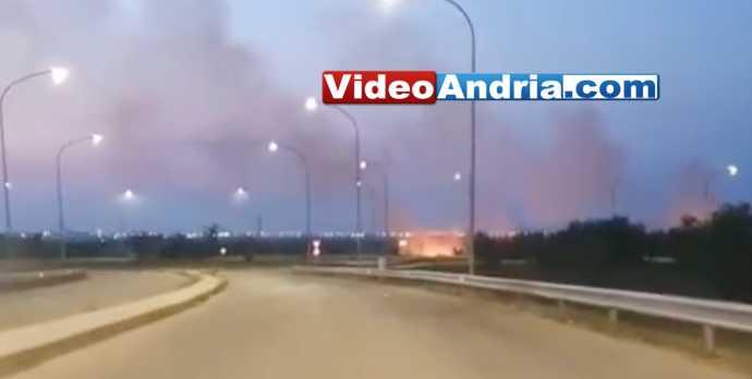 andria incendi zona pip