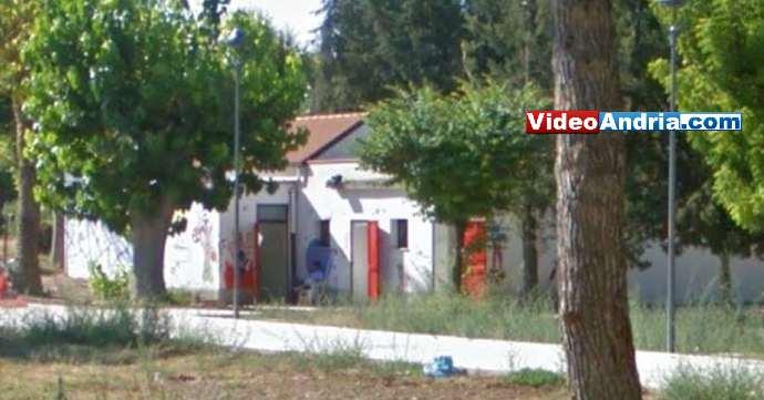 bagni pubblici villa comunale andria