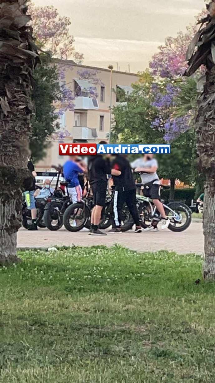 fatbike ebike ragazzini andria bici elettriche