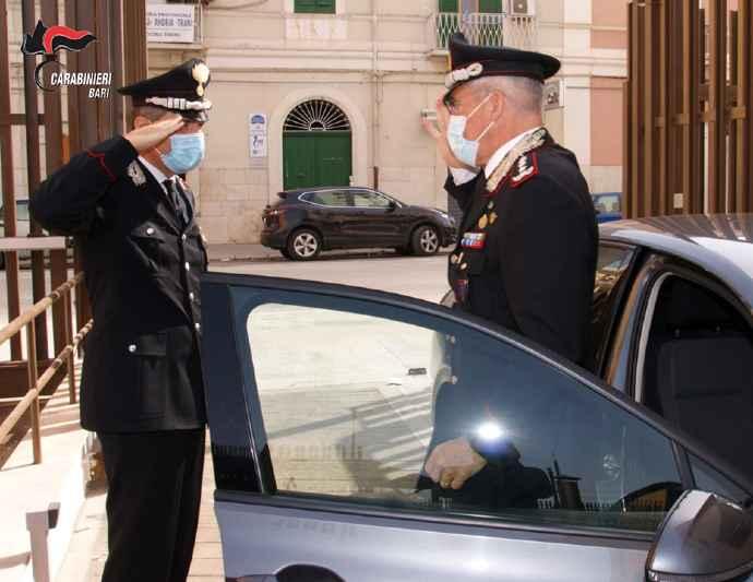 "Gruppo Trani carabinieri Comandante Interregionale Carabinieri ""Ogaden"","