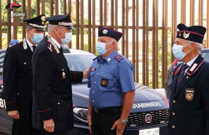 Gruppo Trani carabinieri
