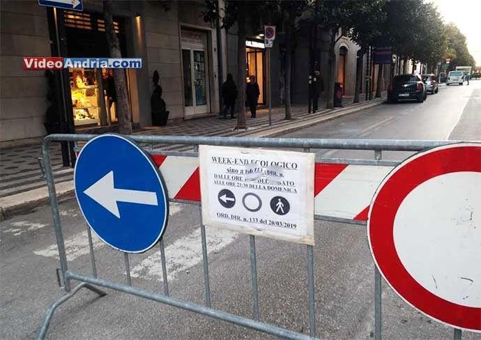 chiusura-traffico-corso-cavour-Andria