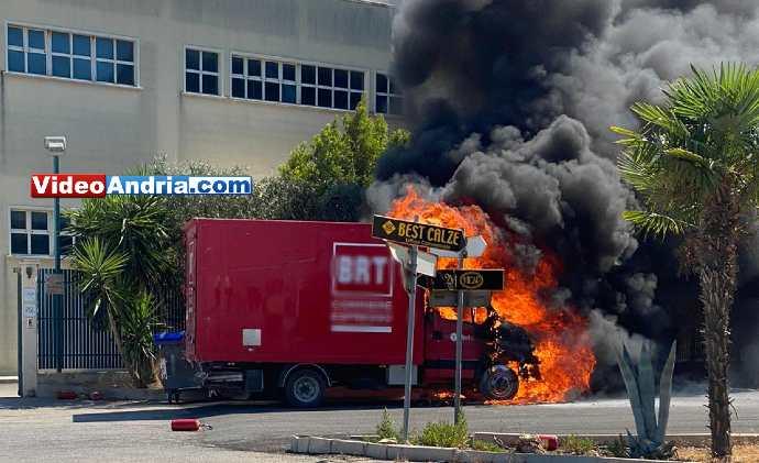 incendio BRT