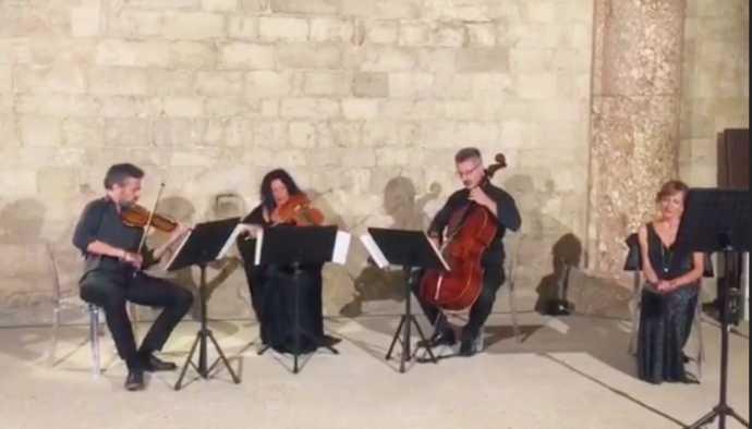 musica castel del monte andria