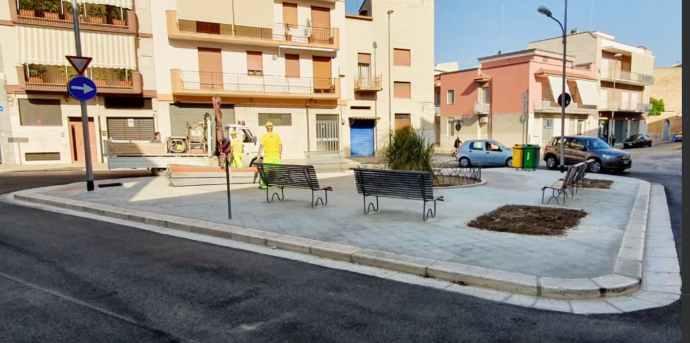 piazza sorelle agazzi andria 2021
