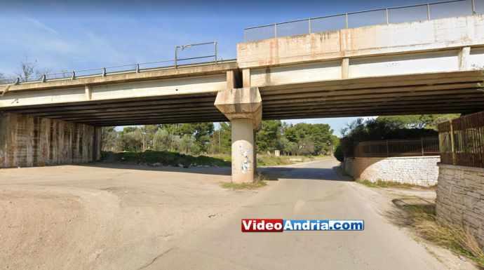 ponte via vecchia spinazzola androa
