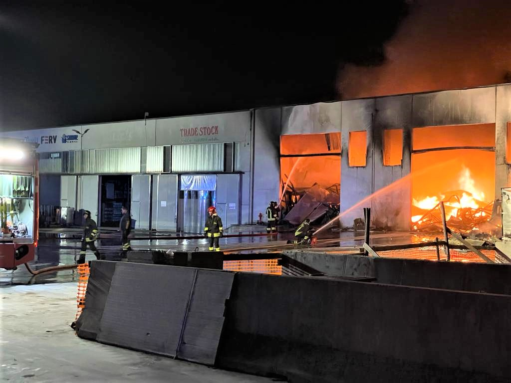 Incendio Via Canosa_1