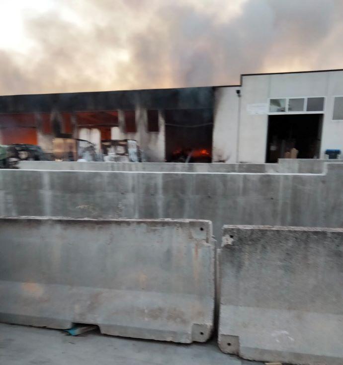 Incendio Via Canosa_4