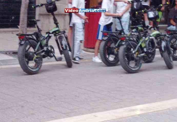 bici elettriche fatbike viale crispi andria area pedonale