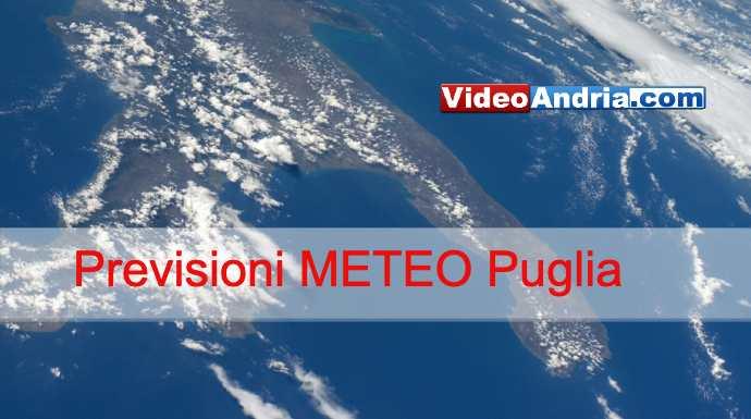 meteo puglia videoandria