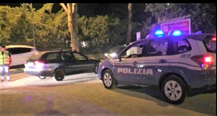 polizia andria controlli