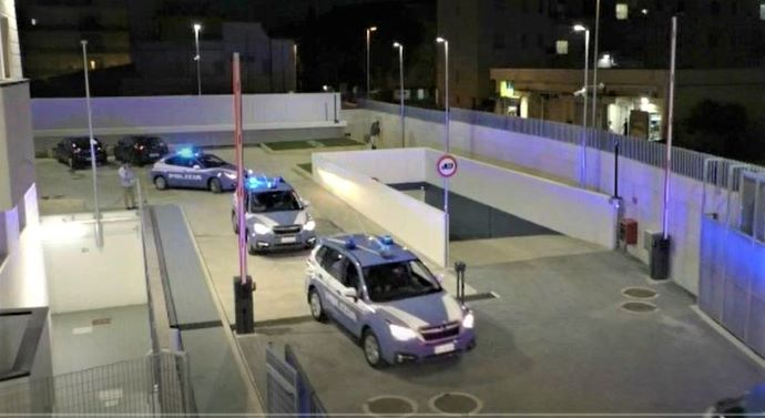 polizia andria