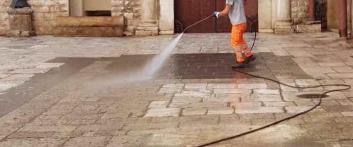 riqualificazione bonifica lavori pulizia palazzo ducale andria