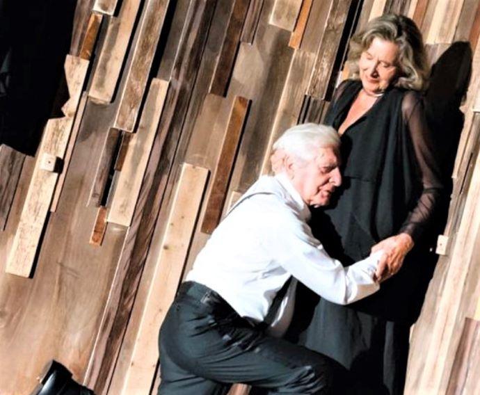 Pagliai-Gassman in Romeo e Giulietta di Babilonia-teatri